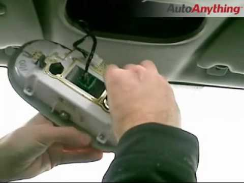 How to install led dome lights on a ford f150 with sunroof youtube 2007 ford f 150 interior lights