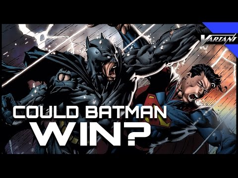 Could Batman Beat Superman?