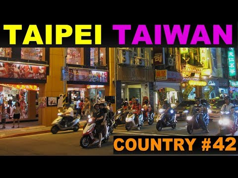 A Tourist's Guide to Taipei, Taiwan