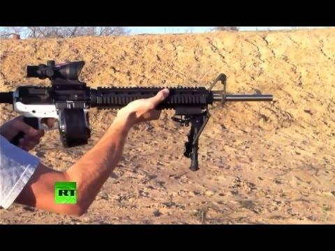 Распечатай оружие не выходя из дома