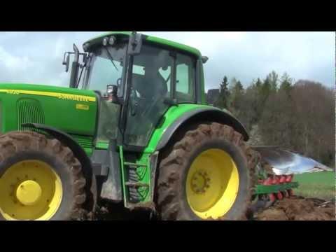 Die Landwirtschaft ganz in John Deere-grün!