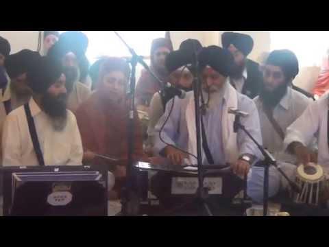 Dr TejinderPal Singh Jee Dulla Veerji - Sae Sanjog Karahu Maerae Paarae