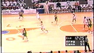 1997 2nd Round Tennessee vs  Oregon
