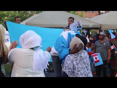 Somali day & Canada day  July 1 Somali Canadian Toronto Canada 2018 thumbnail