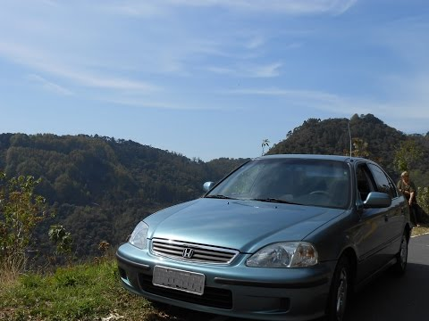 Honda civic lx 1.6 16v 2000 manual