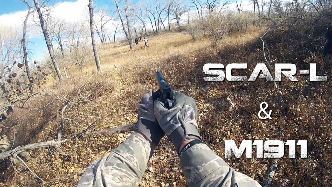 Scorpion Black Ops Black Ops M1911 Scorpion
