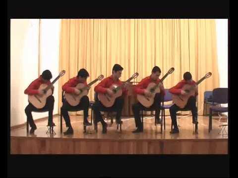 Classical Guitar - Maria Louisa Anido - Argentinean folk melody