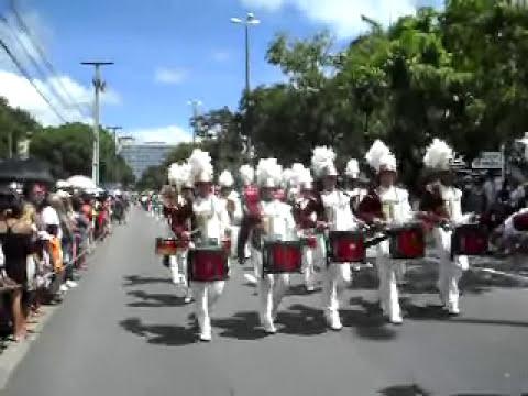 Drum & Brass Corp's Castro Alves  ( Swat ) 7 Setembro 2010 Joao Pessoa PB