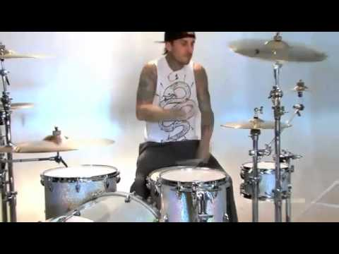 Travis Barker Interview On Playing Drums 2011 video