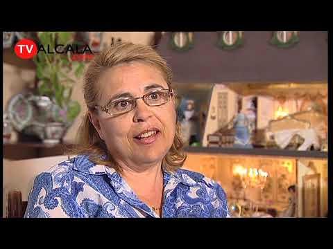 Mª Ángeles Robles y sus casas de muñecas