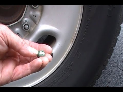How To Re-Set TPMS, Tire Pressure Monitor System. DIY ...