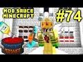 Minecraft Mod Sauce Ep. 74 - Mega Quarry Mods !!! ( HermitCraft Modded Minecraft )