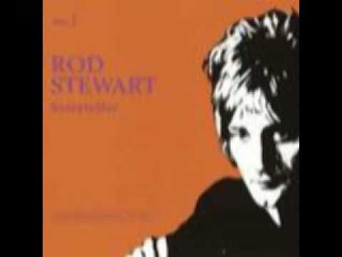 HARD LESSON TO LEARN rod steward