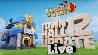 Clash of clans Town Hall 12 Update Live Now | Tamil Gamers