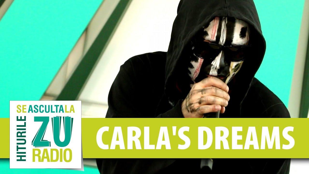 Carla's Dreams - Aripile (Live la Radio ZU)