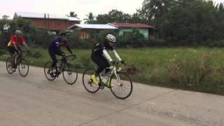 ปั่นจักรยาน มังกรปากน้ำโพ ครั้งที่ 2 : ผ่าน ต.เขาทอง