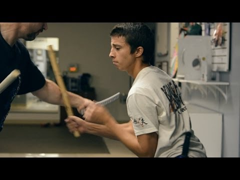 Las Vegas Martial Arts- Eskrima Classes
