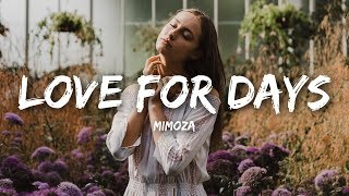 Mimoza - Love For Days (Lyrics)