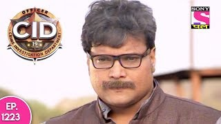 CID - सी आ डी - Episode 1223 - 10th November, 2017