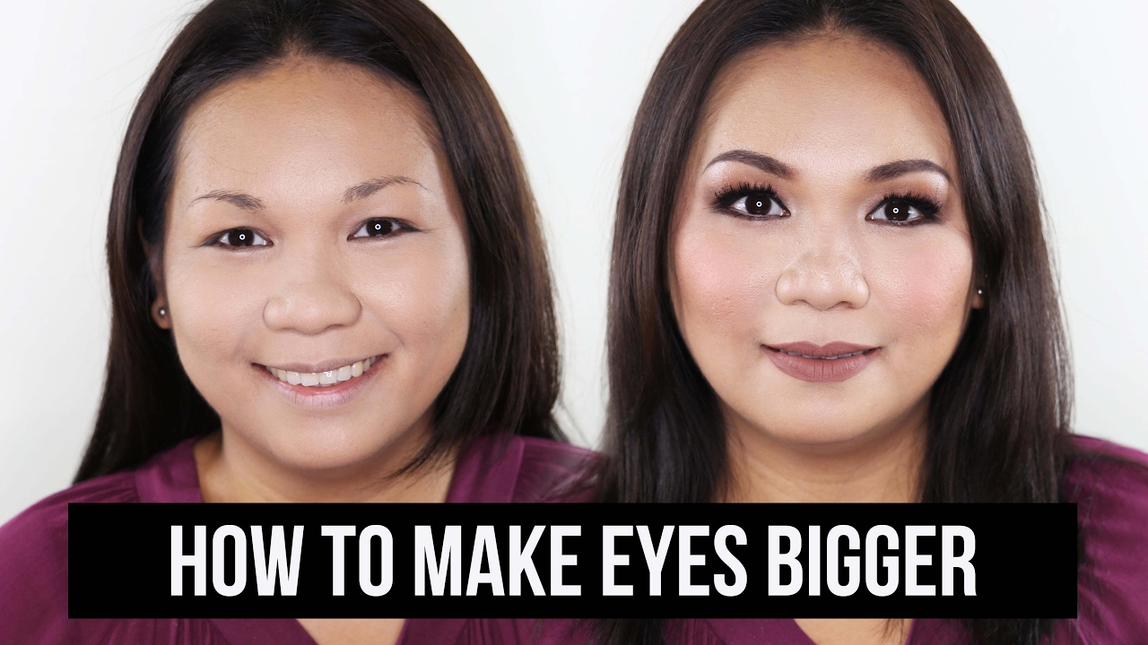 How to makeup hooded eyes