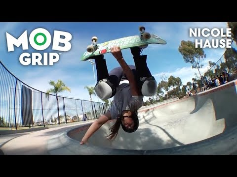 Nicole Hause: Party Time with MOB Grip | Talkin MOB