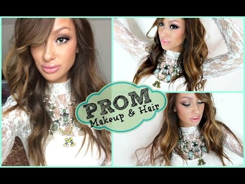 Get Ready with Me: Prom Edition!! ♥