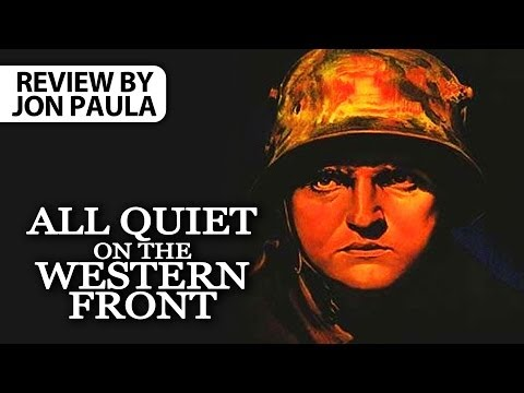 essay on all quiet on the western front movie All quiet on the western front comparison between the book and the movie topics: world war i, world war ii, all quiet on the western front pages: 3 (1037 words) published: august 19, 2004 after reading the novel and watching the movie all quiet on the western front the novel proved to be a lot better for learning about world war i.