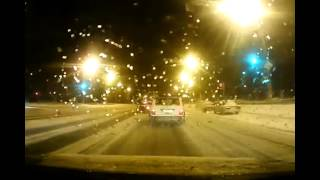 Cars on icy road Compilation March 2013 #1 In HD (720p)