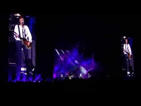 Paul McCartney - Being for the Benefit of Mr. Kite! - Belo Horizonte (Mineiro 2013)