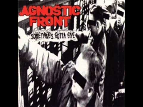 Agnostic Front - The Blame