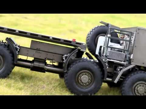 Capo Tatra 815-7  Scale Truck 8x8
