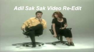 Sertap Erener Cover -Ateşle Barut (Dj Adil Sak Video Re-Edit Mx 2013)