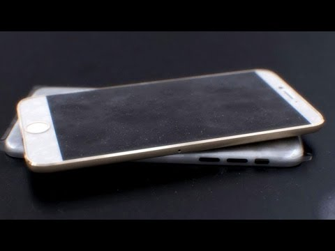 iPhone 6 Screen Leaks & G Flex 4K Video Camera