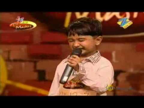 Did Little Masters Kolkata Audition May 07 '10 - Aryan video
