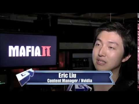 Mafia II - Nvidia Tech Interview