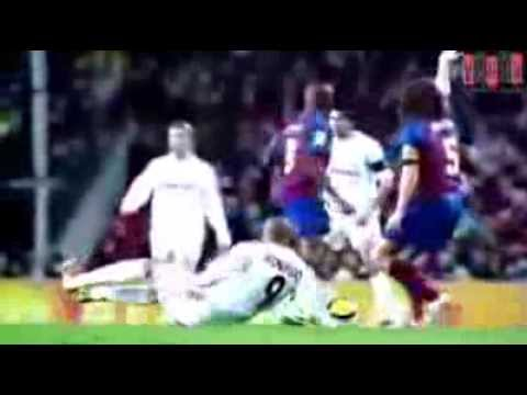 Carles puyol * legends to fc Barcelona