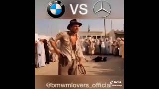 Bmw vs Benz funny ad