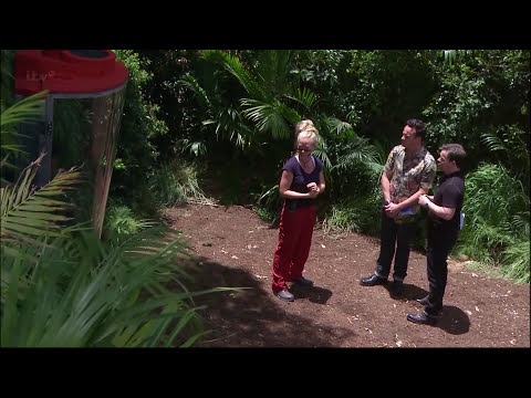 Kendra Wilkinson's Bushtucker Trial: The Cockroach Shaker | I'm A Celebrity...Get Me Out Of Here!