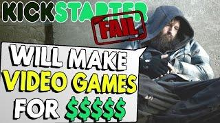 Top 5 Biggest Video Game Kickstarter Fails