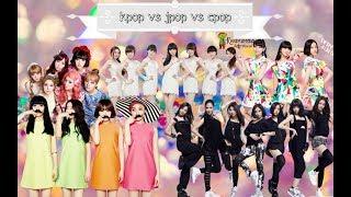 Download Lagu [Girl Groups] Kpop vs Jpop vs Cpop [Part 2] Gratis STAFABAND