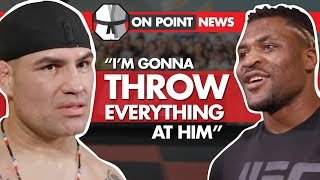 """Velasquez Warns Ngannou - """"I'm Gonna Throw Everything At Him"""", MVP - Bellator Will Fire Daley"""