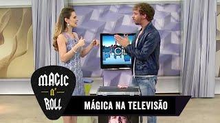 MÁGICA NA TELEVISÃO
