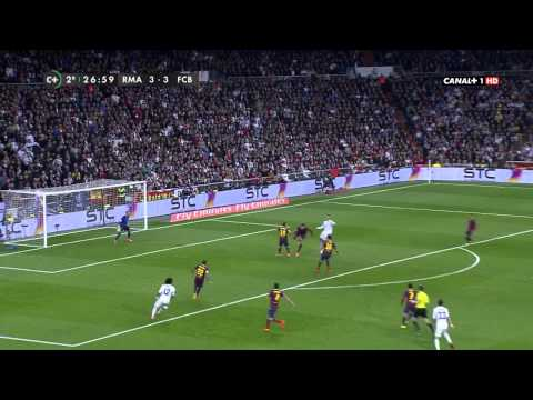 La Liga - Real Madrid vs Barcelona 3 - 4 / 2do Tiempo [23-03-2014]