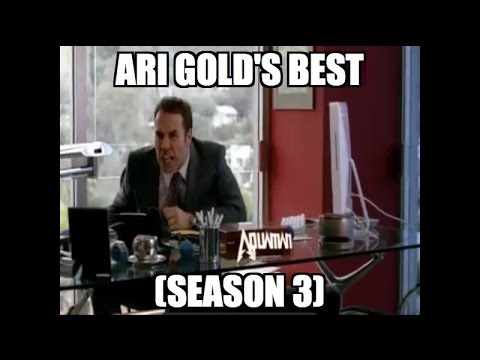 Entourage - Ari Gold's Best (Season 3) Video