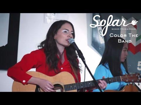 Color the Band - Tokyo  Sofar Los Angeles