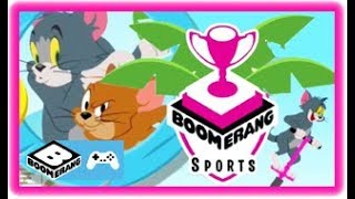 TOM AND JERRY - BOOMERANG SPORTS - TOM AND JERRY GAMES -Boomerangtv games
