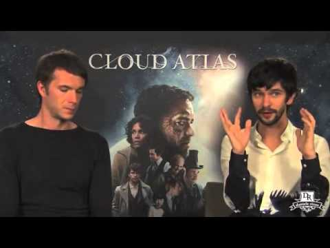 Ben Whishaw - Cloud Atlas interview compilation