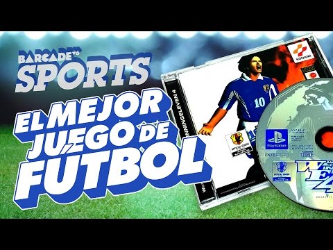 El MEJOR juego de Fútbol - BarcadeVG Sports