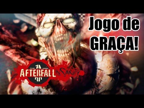 JOGO DE GRAÇA! Teste do Afterfall e tutorial de como conseguir ele NA FAIXA!