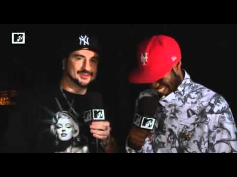 Entrevista en Yo! Mtv Raps